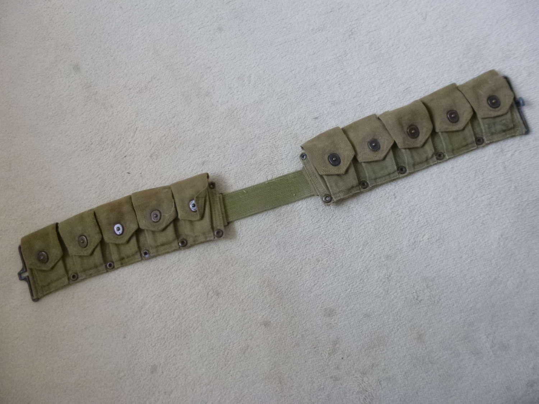 US army Garand Belt