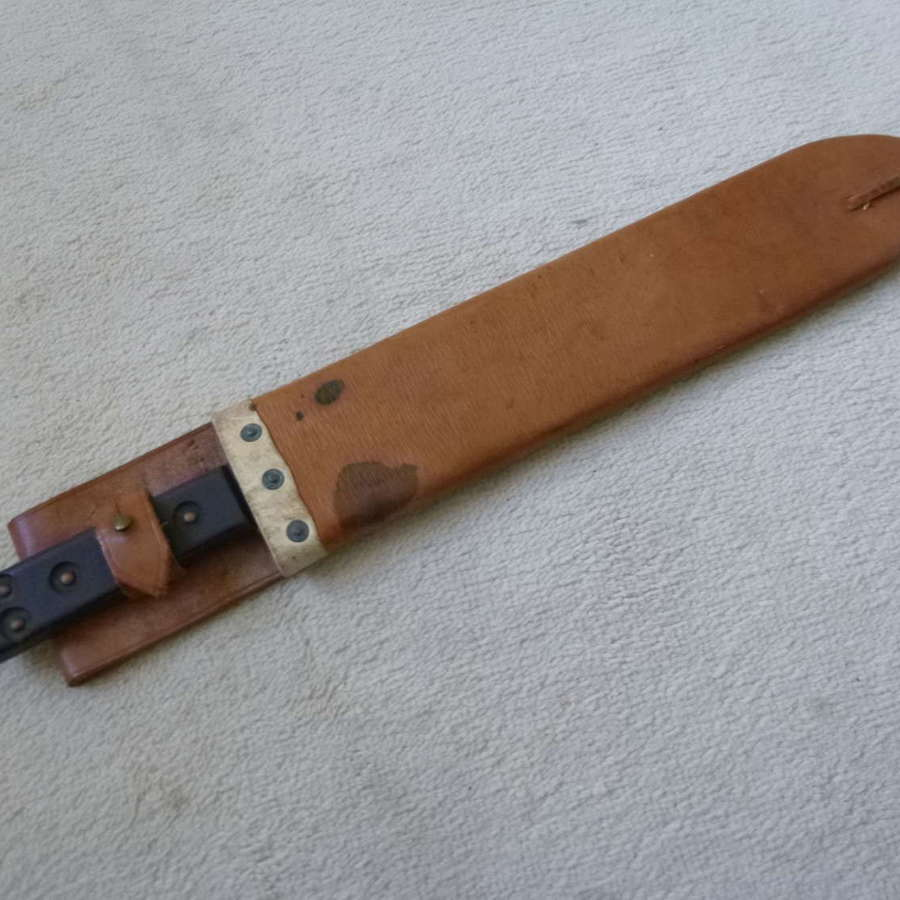 British army machette