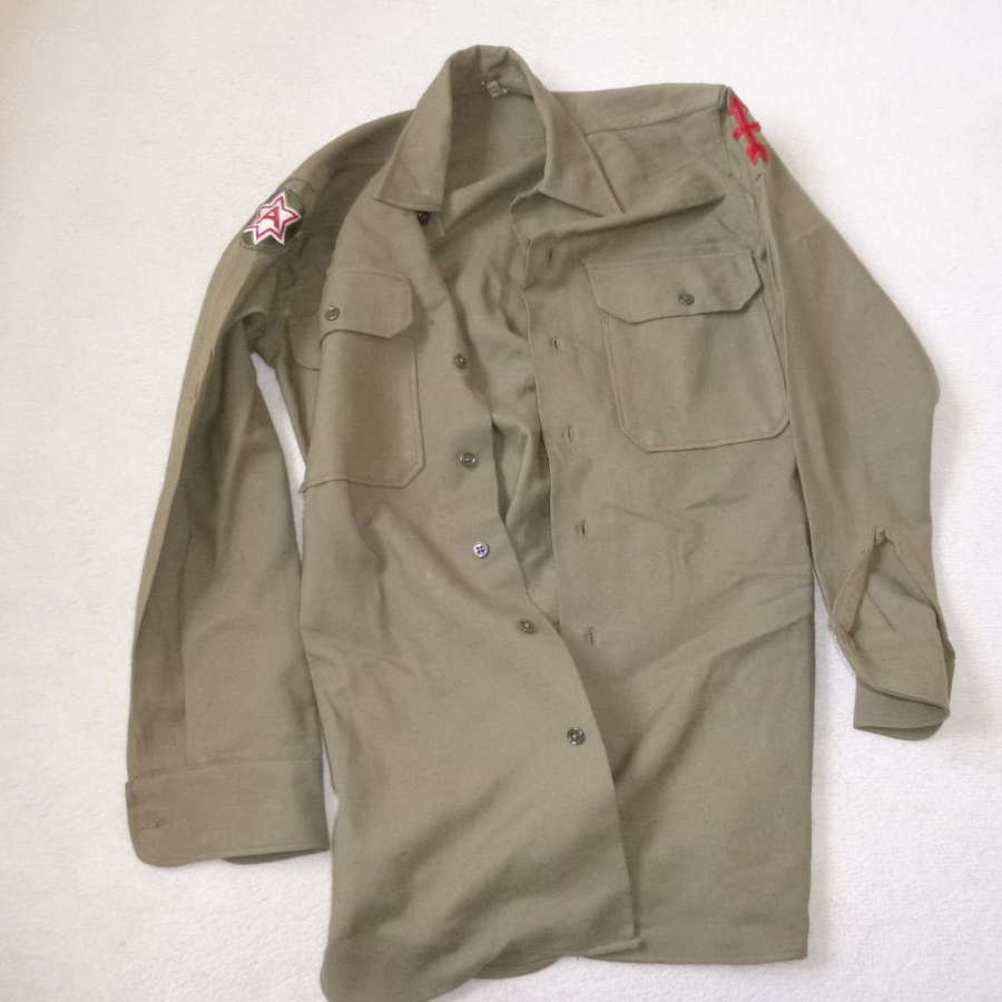 US army OR shirt
