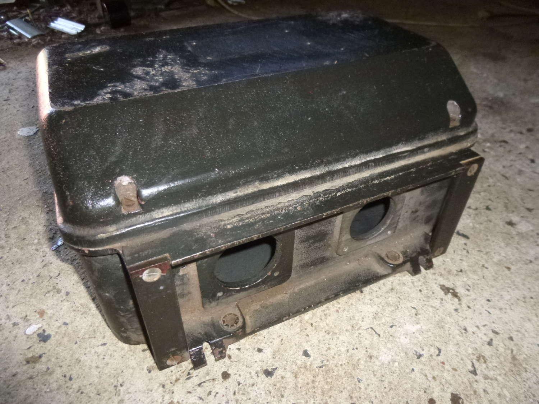 U80 Umformer casing